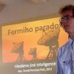 Tomáš Petrásek: Fermiho paradox, 18. září 2015