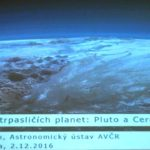 Petr Scheirich: Úsvit trpasličích planet – Pluto a Ceres, 25. listopadu 2016