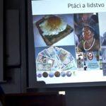Petr Voříšek: Ornitologie – amatérská věda, 10. března 2017
