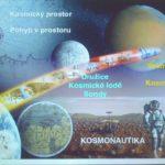 Jan Kolář: Český kosmický program, 31. března 2017