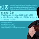Michal Žák: Všechno co jste kdy chtěli vědět o CO2 a skleníkovém efektu, ale báli jste se zeptat, 30. října 2020