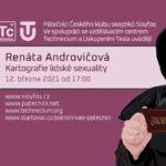 Renáta Androvičová: Kartografie lidské sexuality, 12. března 2021