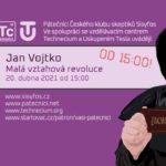 Jan Vojtko: Malá vztahová revoluce, 20. dubna 2021