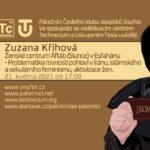 Zuzana Kříhová: Ženské centrum Aftáb (Slunce) v Esfahánu - Problematika rovnosti pohlaví v Íránu, islámského a sekulárního feminismu, 21. května 2021