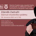 Zdeněk Zadražil: Stárnutí imunitního systému, 30. července 2021