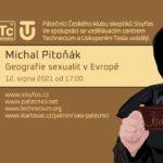 Michal Pitoňák: Geografie sexualit v Evropě, 13. srpna 2021